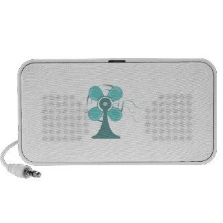 Fan_Base Portable Speaker