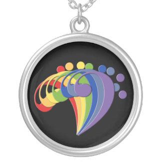 Fan Bass Rainbow Jewelry