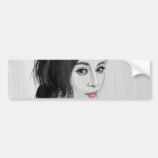 Fan Bing Bing Bumper Sticker