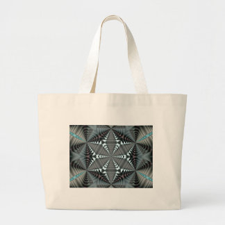Fan Blades Large Tote Bag
