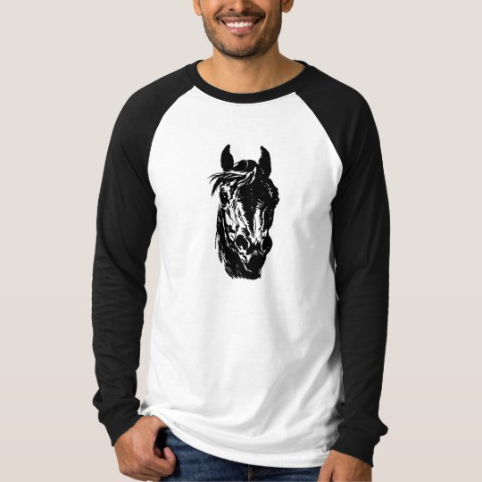 Fan Club Horse Head T-Shirt