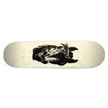 Fan Club Horse Skateboard