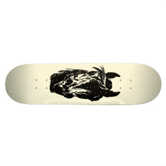 Fan Club Horse Skateboard
