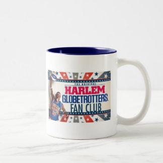 Fan Club Image for Web Store Two-Tone Coffee Mug