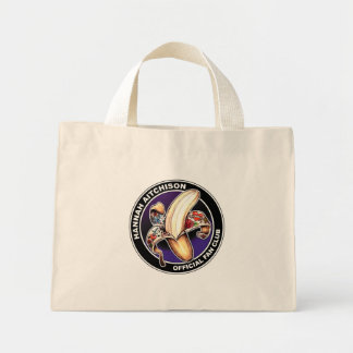 Fan Club Logo TINY TOTE! Canvas Bags