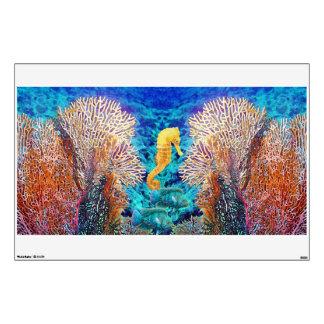 Fan Coral Wall Skin