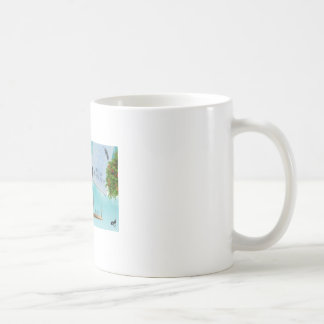 """Fan cup of """"air mail between day and night """""""