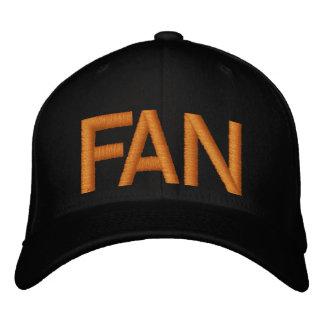 FAN Customizable Cap by eZaZzleMan.com