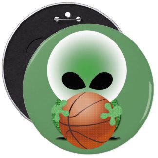 Fan de baloncesto pin