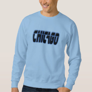 Fan de Chicago Sudadera