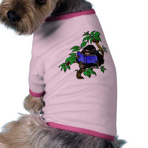 Fan de Darwin Camisas De Perritos