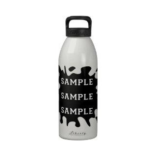 Fan de deportes botellas de agua reutilizables