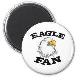 Fan de Eagle Imanes