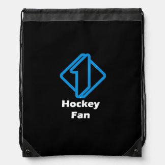 Fan de hockey No.1 Mochila