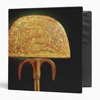 fan de la Avestruz-pluma, de la tumba de Tutankham