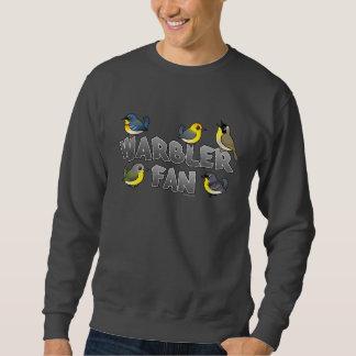 Fan de la curruca suéter