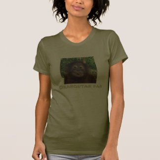 Fan de la fauna camisetas