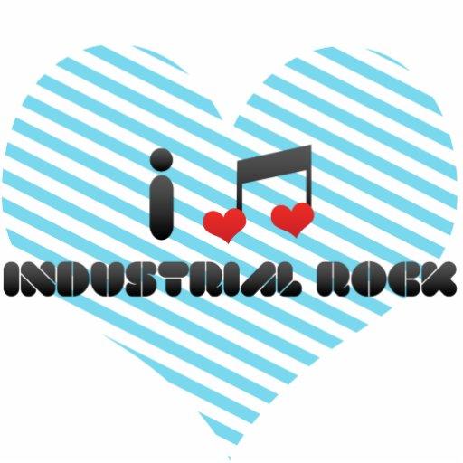 Fan de roca industrial fotoescultura vertical