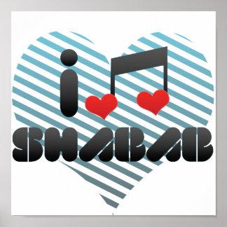 Fan de Shabab Poster