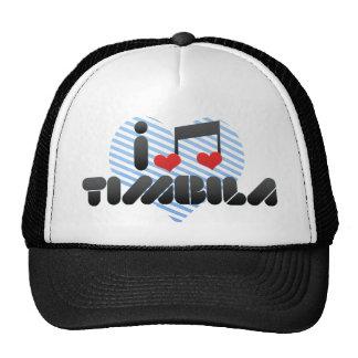 Fan de Timbila Gorros