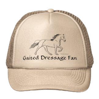 Fan del Dressage de Gaited Gorras De Camionero