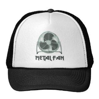 Fan del metal gorra