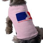 Fan del Sox de la primera división Camisa De Mascota
