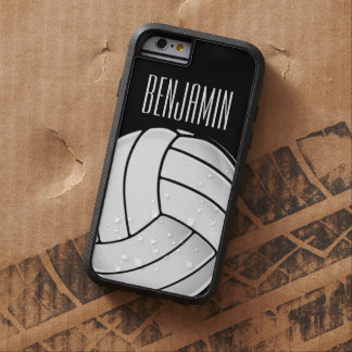 Fan del voleibol funda para  iPhone 6 tough xtreme