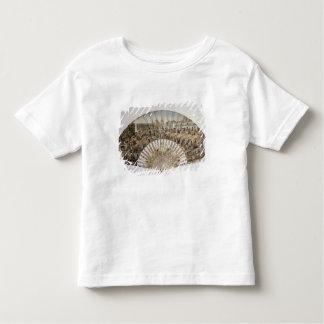 Fan depicting the Plaza de la Cebada, Madrid Toddler T-shirt