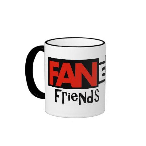 Fan Expo Friends Coffee Mug