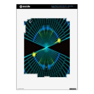 Fan fare digital art skins for iPad 3