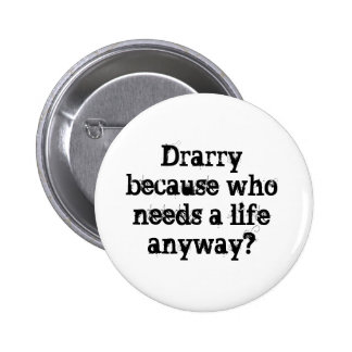 Fan-ficción Merch de Drarry Pin Redondo De 2 Pulgadas