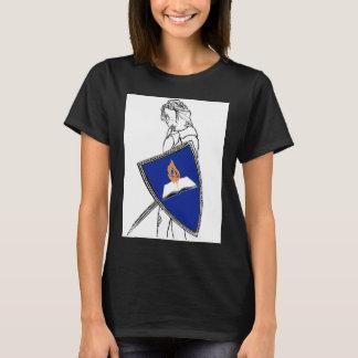 Fan Fiction Warrior T-Shirt