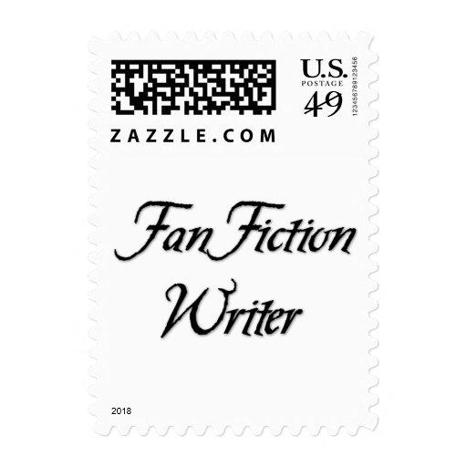 Fan Fiction Writer Stamps