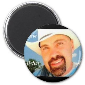 Fan Gear 2 Inch Round Magnet