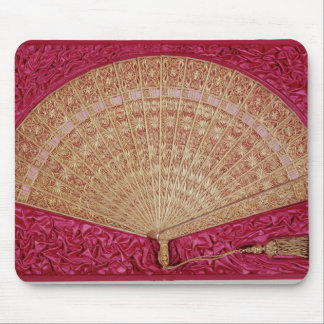 Fan given by Maximilian  of Habsbourg-Lorraine Mouse Pad