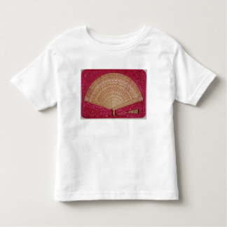 Fan given by Maximilian  of Habsbourg-Lorraine Toddler T-shirt