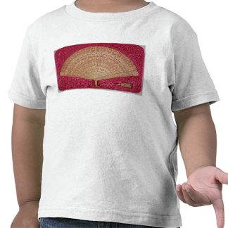 Fan given by Maximilian  of Habsbourg-Lorraine T Shirts