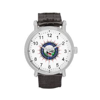 Fan Golfing insano Reloj