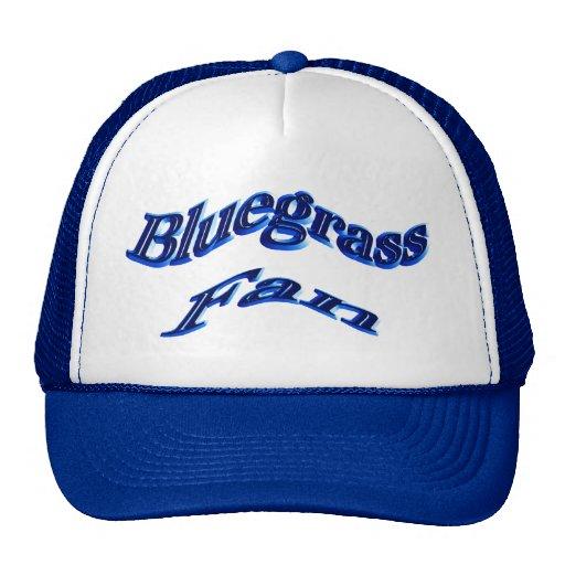 Fan-Gorra del Bluegrass Gorros