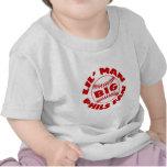 Fan GRANDE de Phils del pequeño hombre Camiseta
