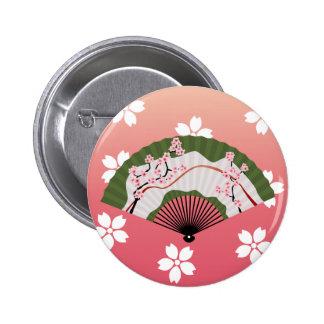Fan japonesa 2 pin redondo 5 cm