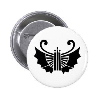 Fan Kocho Pinback Buttons