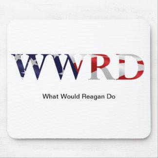 Fan Mousepad de Reagan Alfombrillas De Raton
