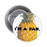 Fan of Delicious Flavor Pinback Button
