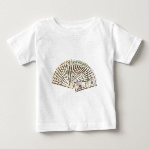 fan-of-dollars fan of dollars.jpg baby T-Shirt