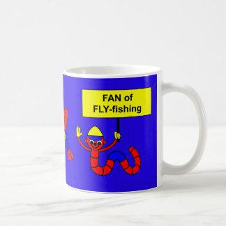 FAN OF FLY FISHING MUGS