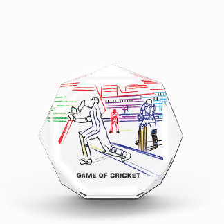 Fan of games of Cricket Award