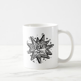 Fan Of Tastic 1 Classic White Coffee Mug