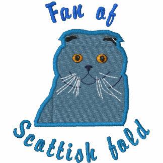 Fan off scottish fold